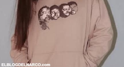 """Critican a marca de ropa estampados de """"cabezas decapitadas por el narco"""""""