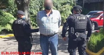 Detienen a 'El Frutos', exalcalde líder de Carteles Unidos y operador del Abuelo Ferias