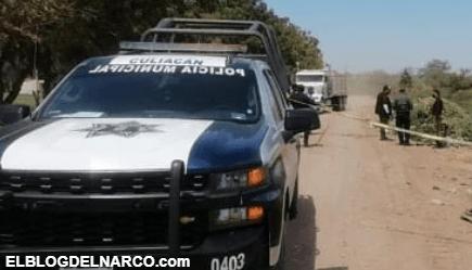 Ejecutan a otros cuatro personas del sexo masculino en Culiacán, Sinaloa