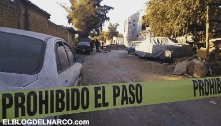 Ejecutan a un hombre que padecía de sus facultades en Culiacán, Sinaloa