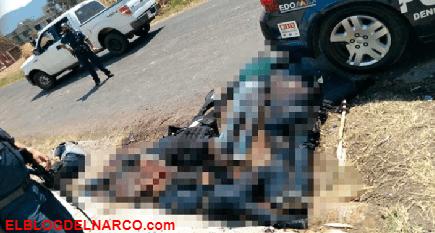 Fotos de la Masacre donde cobardes Sicarios emboscan y ejecutan a 13 Ministeriales