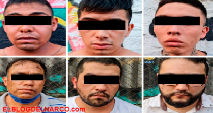 Golpe a la Unión Tepito, 12 personas fueron detenidos en la calle de Jesús Carranza