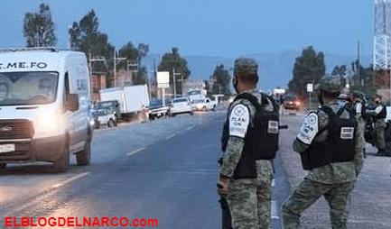 Interceptan y ejecutan a transportista en la carretera de Durango