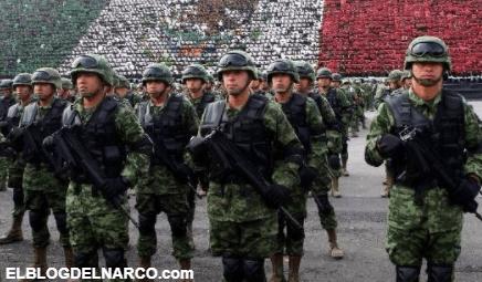 METICHES! EE.UU, denuncian Militarización de México en el Capitolio, quieren que se obligue a México a retirar a Soldados de las calles