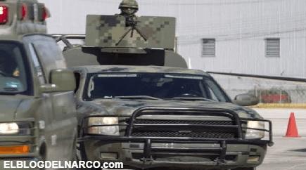 Militares abaten a cuatro tras balacera en Camargo, Tamaulipas