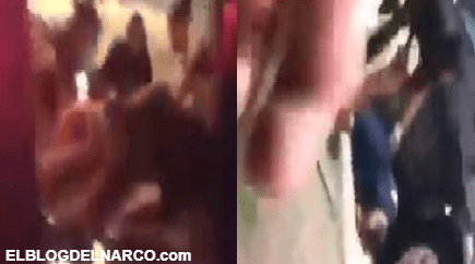 VIDEO Así quedaron los heridos en el Bar Ginza momentos después del ataque del CJNG