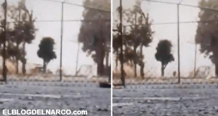 VIDEO Las impactantes imágenes de la balacera entre el CJNG y la policía de Celaya