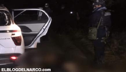 Enfrentamiento entre Sicarios en Tangamandapio deja a cinco pistoleros muertos