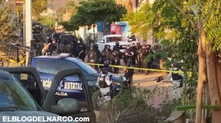Caen 7 sicarios del Cártel de Sinaloa que atacaron a comandante Estatal en Mazatlán