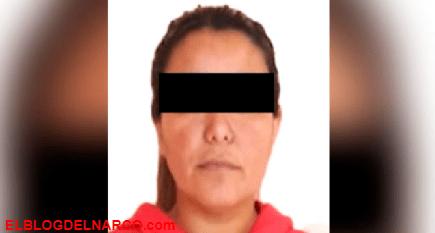 "Capturan a Martha Alicia Pérez '""La China"", líder del Cártel del Golfo en Tamaulipas"