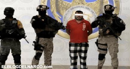 """Capturan a el """"Ranchero"""", máximo cabecilla del Cártel Santa Rosa de Lima"""