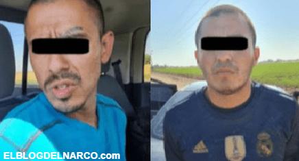 """Cayeron 2 peligrosos miembros de """"Los Omegas"""" en Baja California"""