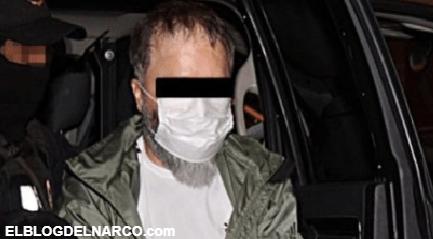Detienen a Gilberto Pérez Camacho, el Mex, operador del Cártel de Sinaloa en CDMX