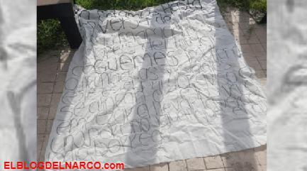 """Los Zetas"" amenazaron con narcomanta a autoridades de Tamaulipas por nexos con CDG"