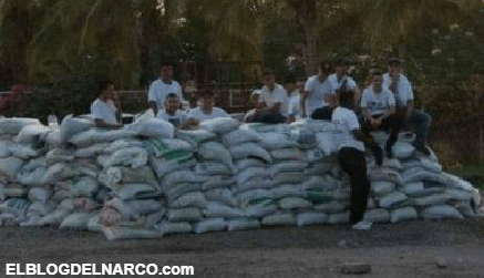 Carteles Unidos instala barricadas en Michoacán y obliga a pobladores a defenderlas