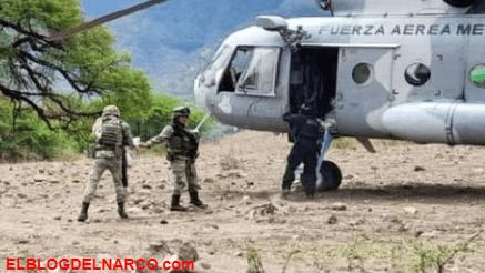 Ejército volverá a Guajes de Ayala tras balaceras contra la Familia Michoacana