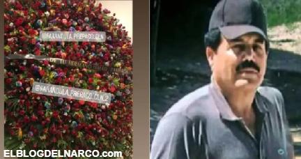 La muerte de Águeda Zambada hermana del Mayo quien mando enormes y costosos arreglos de rosas a su velorio