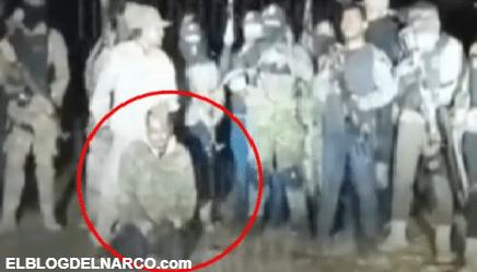 VIDEO El Mencho levantan a Sicario del Grupo Flechas y envía mensaje al Mayo Zambada