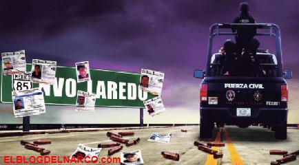 71 desaparecidos por el Cartel del Noreste en la Monterrey - Nuevo Laredo