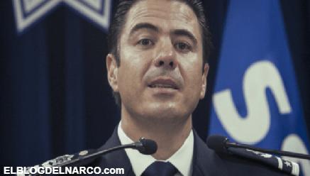 Cárdenas Palomino armo una red de lavado de dinero con los Sobornos del Cártel de Sinaloa