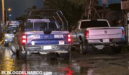Ejecutan a 4 y a un Policía en Jalisco, tras enfrentamiento detuvieron a 4 agresores