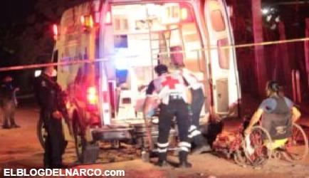 Ejecutan a balazos a dos hombres y dejan a otro herido en Culiacán