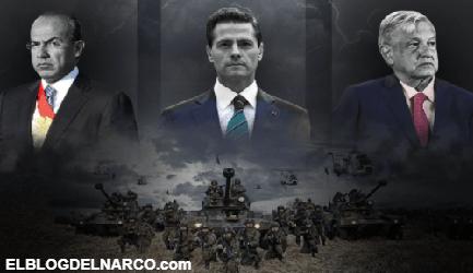 El saldo de la narcoguerra, más de 300 soldados han sido ejecutados
