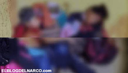 FOTOS Sicarios entran a casa y masacran a 2 hombres y una mujer en Guanajuato