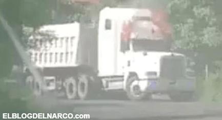 La guerra del CJNG y Cártel de Tepalcatepec, se reportaron narcobloqueos y balaceras