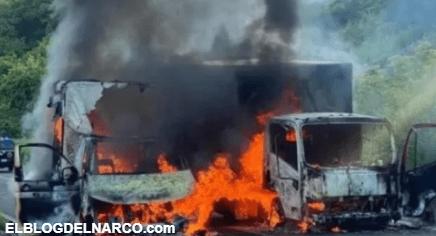 Peloteras entre el Cártel de Sinaloa y el CJNG aumentan es las ultimas semanas