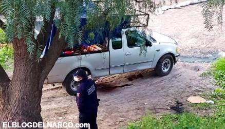 Abandonan 3 cuerpos torturados en una camioneta en Ecatepec, otro esta vivo pero grave
