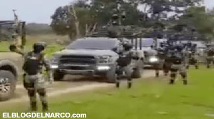 Cárteles Unidos alardea y presume quema de una Raptor del CJNG en Michoacán