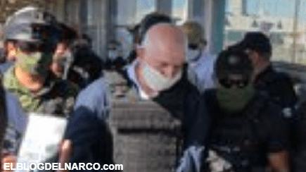 Eduardo Arellano Félix, ex líder del Cártel de Tijuana, no declaró ante cargos de la FGR