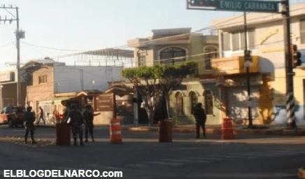 Llegan 1900 militares a Guanajuato para vigilar Irapuato, Salamancay Apaseo el Grande
