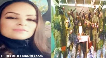 Maricruz la joven policía que hizo frente al Mencho y la mataron a quemarropa
