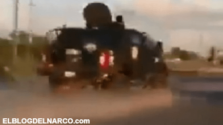 Nuevo Enfrentamiento abaten a 3 Sicarios del CDN en carretera Hidalgo - Nuevo Laredo