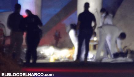 Por andar de secuestradores, embolsan a 4 y los tiran debajo de puente en Tijuana