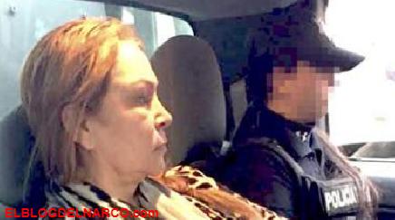 "Sentencian en EU a Guadalupe Fernández Valencia ""La Patrona"" del Cártel de Sinaloa"