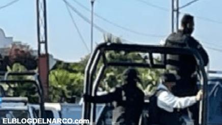 Sicarios interceptan a Policía en Irapuato cuando iba en su moto y lo ejecutan