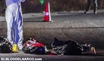 Van ochos cuerpos de Secuestradores abandonados con Narcomensajes en Tijuana