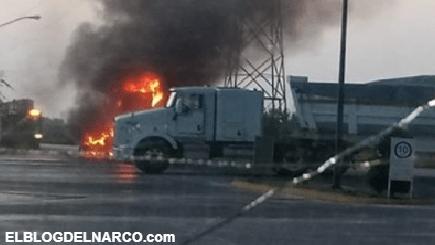 Bloqueos y balaceras durante madrugada en Reynosa y toda la zona ribereña de Tamaulipas