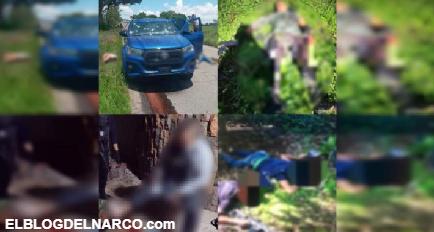 En 15 días, 3 ataques contra policías y militares en Michoacán dejan 11 muertos, 2 heridos y 6 detenidos
