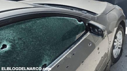 Tras perseguirlos llenaron de balas a dos hombres en García, Nuevo León