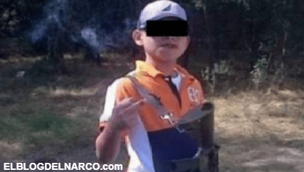Cárteles en México aun siguen reclutando a niños para usarlos de Sicarios