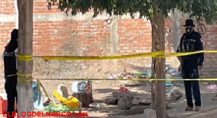 Sicarios ejecutan a tres hombres y una mujer en un terreno en Irapuato, Guanajuato
