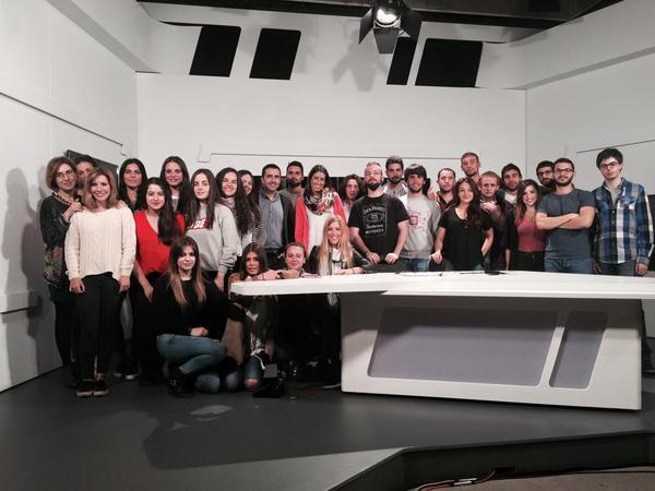 El grupo de Salamanca que asistió al Taller de Presentación resultó ser un grupo bien salao. ¡Os agradezco a todos vuestra atención!
