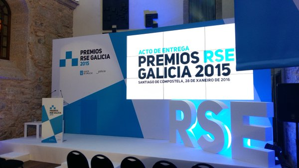 La gran puesta de largo de los Premios RSE Galicia