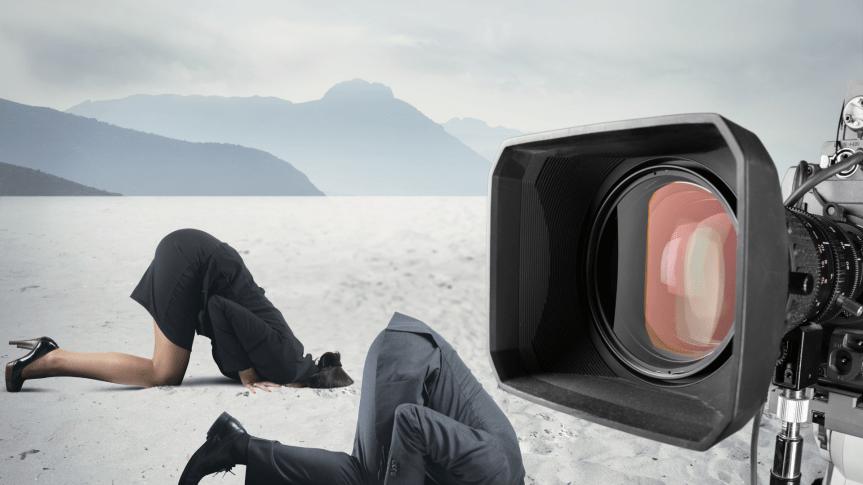 Perder el miedo a la cámara es posible… con un poco de trabajo por tu parte