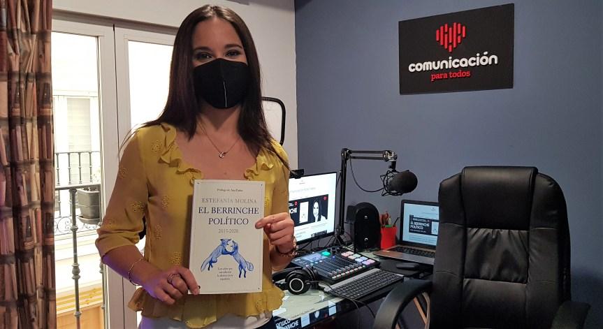 Estefanía Molina, en Comunicación para Todos