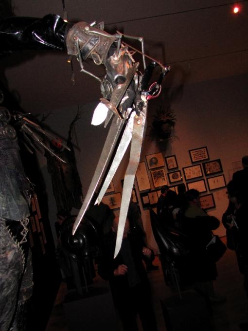 Tim Burton en el MoMA de Nueva York (4/5)